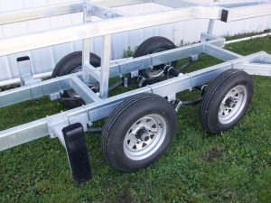 PONTOON TRAILER 002